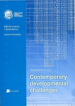 Contemporary developmental challenges